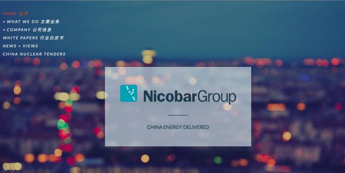 Nicobar accueil
