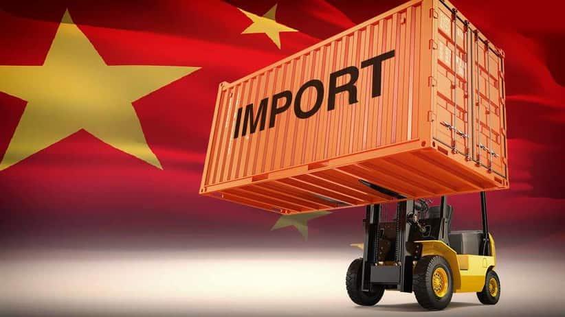 Importation China