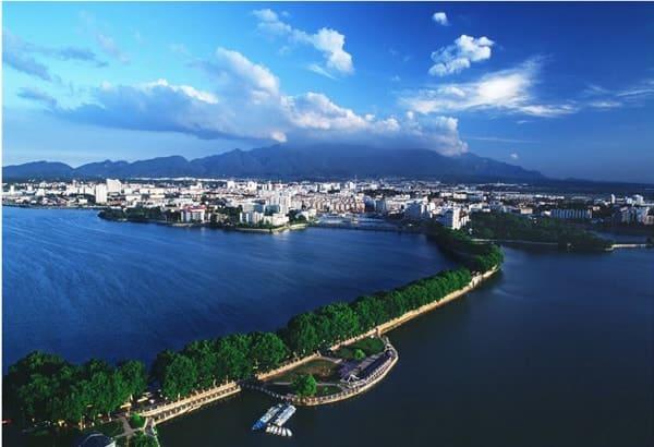 site de • Dalingshan, Dongguan, Province de Guangdong