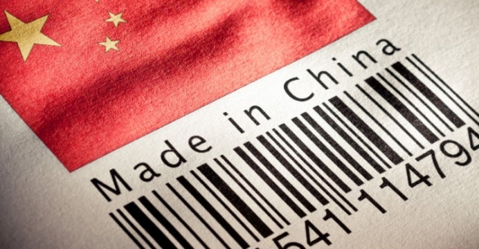 rumeurs made in china
