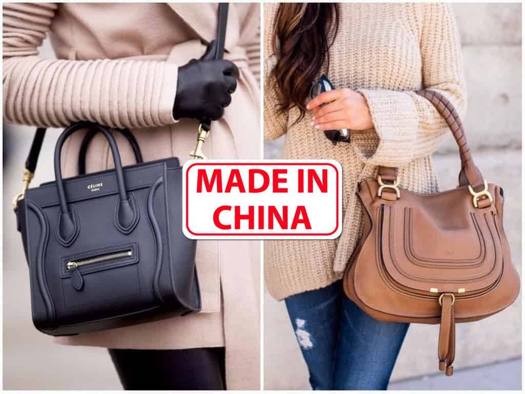 business sac en chine