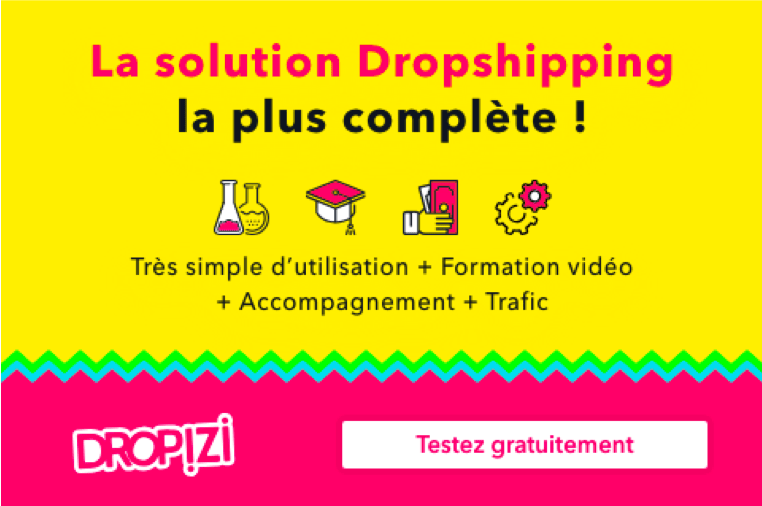 dropshipping avec dropizi