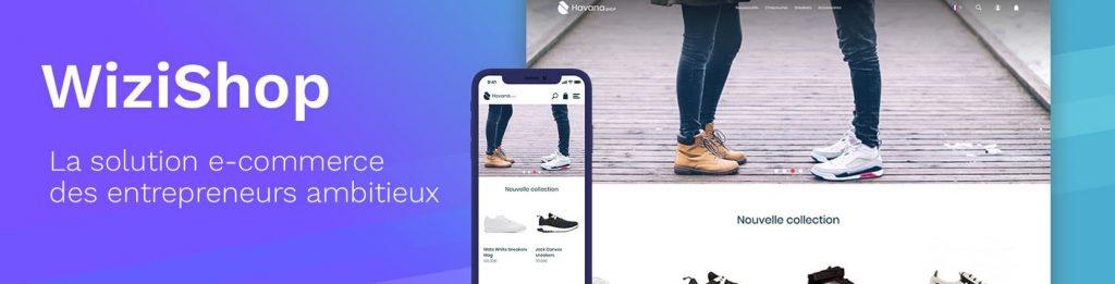 creer une boutique en ligne avec wizishop