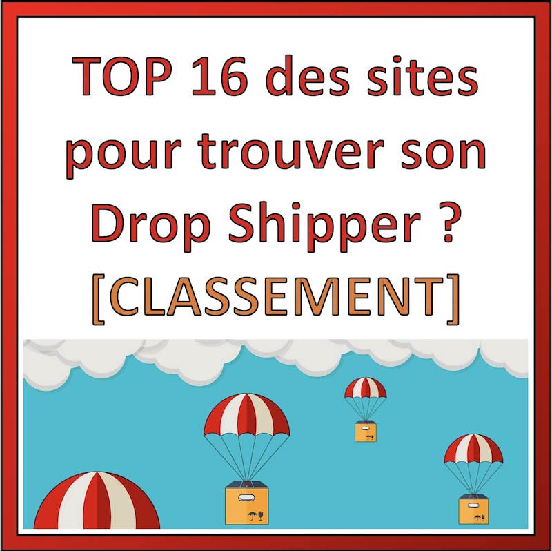 top 16 sites trouver dropshipper