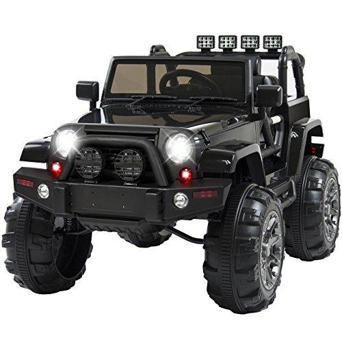 4x4 jeep electrique jouet enfant