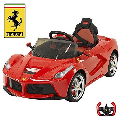 meilleures voiture electrique enfant ferrari