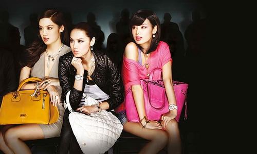 luxe en chine