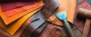 Produits en cuir