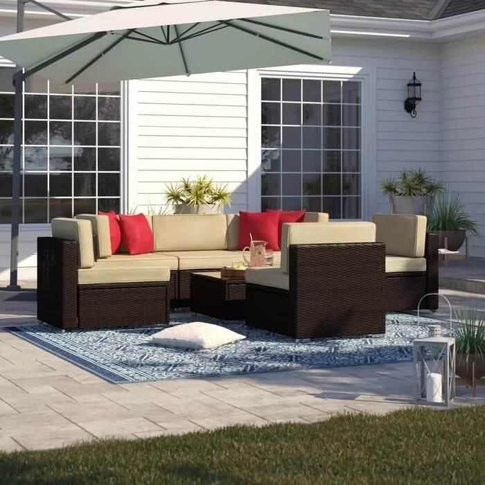 Meubles pour le patio et la terrasse