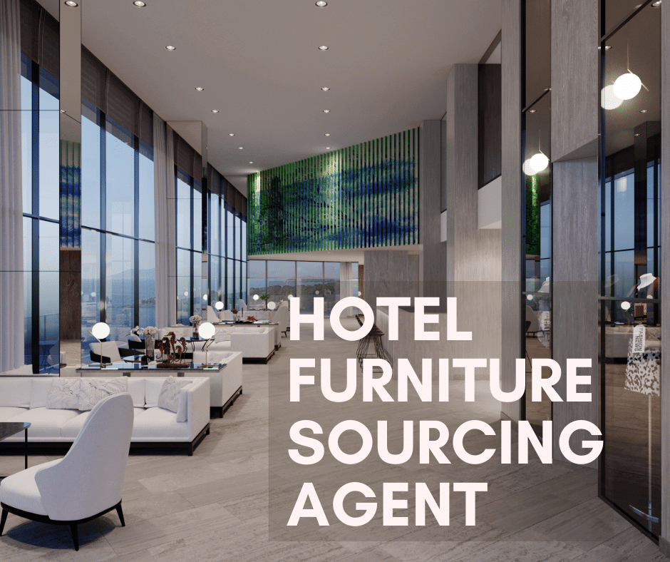 sourcing meuble hotel chine