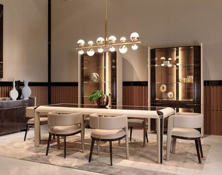 Est-il moins coûteux (cher) d'acheter des meubles en Chine